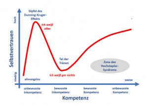 Kompetenz-Diagramm 1